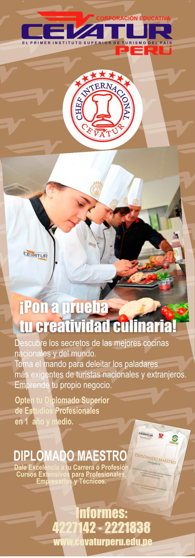 chef internacional