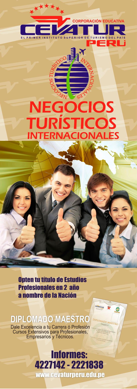 negocios turisticos internacionales